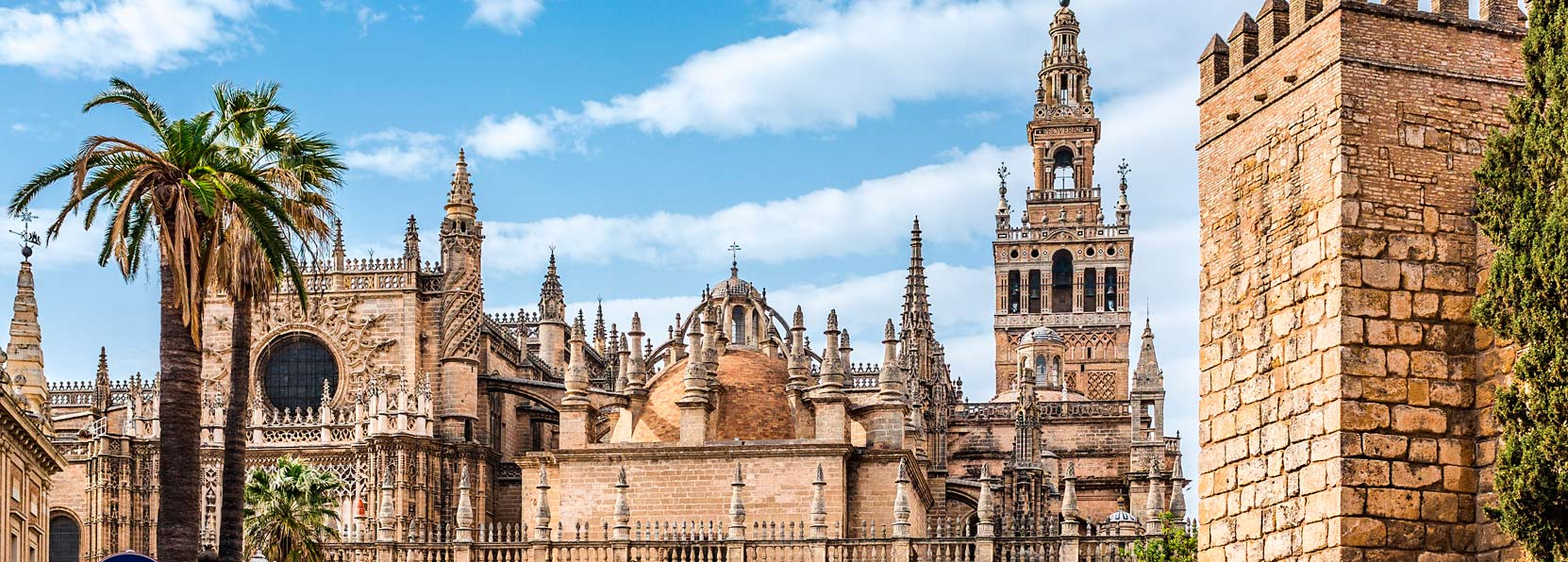 The Magnifiscent Cathedral of Seville